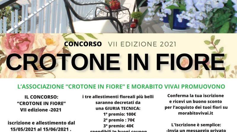 """Al via l' iniziativa """"Crotone in fiore"""""""