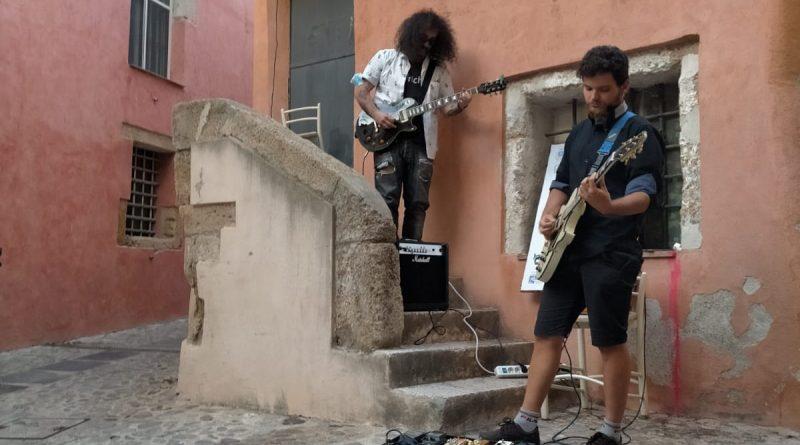 Crotone : si e' tenuto il RUA, una serata tra arte, musica, poesia alla riscoperta del centro storico cittadino