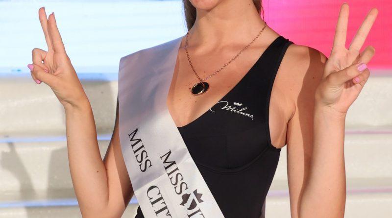 Antonia Sottile vince la fascia di Miss Città di Diamante