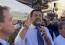 Lega: una marea di persone per accogliere Salvini in Calabria