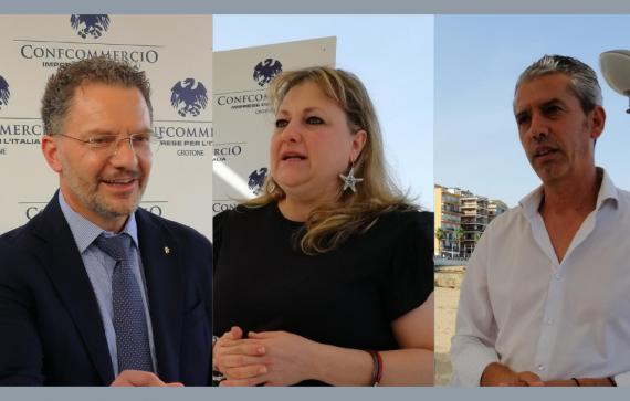 Emilia Noce e Luca Manica nominati Vicepresidenti di Confcommercio Crotone
