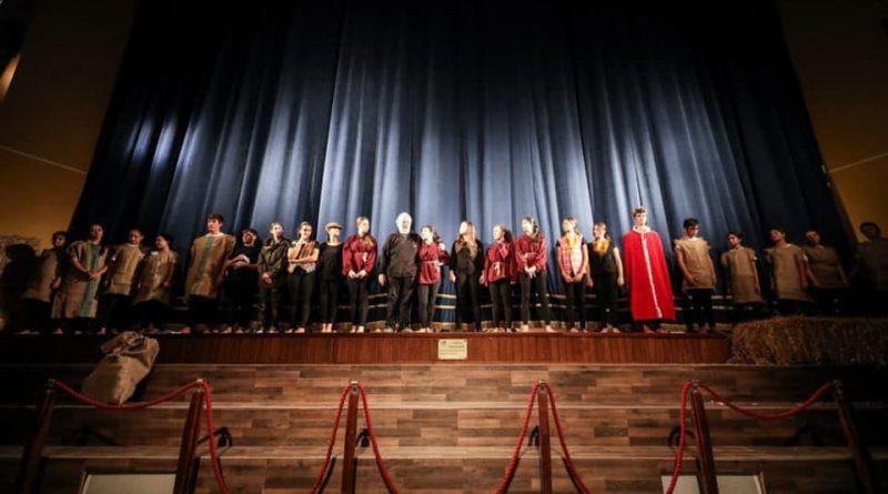 """Il teatro Comunale di Catanzaro festeggia la capienza al 100% con lo spettacolo """"La libertà del terrore"""", di Edizione Straordinaria"""