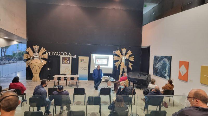 """Grande successo l'incontro sul """"quartiere meridionale"""" ieri al Museo di Pitagora"""