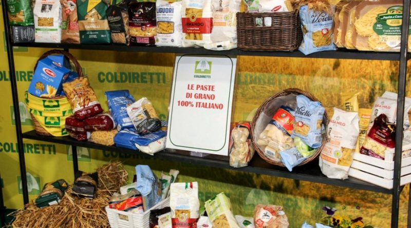 Pasta Day. Coldiretti: scade il decreto ma no all'addio alla pasta 100% con grano italiano