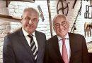 IL Presidente Fenailp di Vibo Valentia Roberto Incoronato incontra il Presidente Unioncamere d'Italia Andrea Prete.